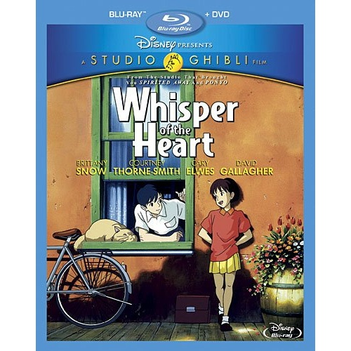 WhisperoftheHeart 786936820164 500 Blu Ray Review: Whisper of the Heart (1995)