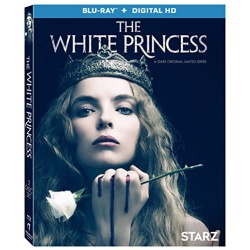 White Princess Blu-ray Cover