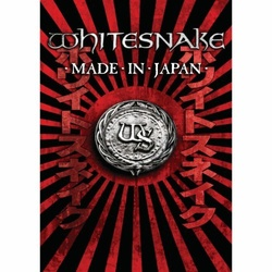 Whitesnake: Made in Japan Blu-ray Cover