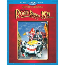 Who Framed Roger Rabbit Blu-ray Cover