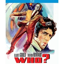 Who? Blu-ray Cover