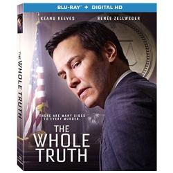 Whole Truth Blu-ray Cover