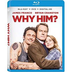 Why Him? Blu-ray Cover