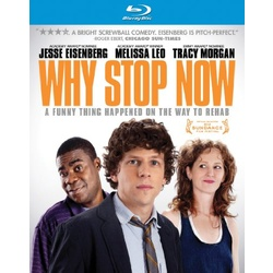 Why Stop Now Blu-ray Cover