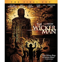 Wicker Man Blu-ray Cover