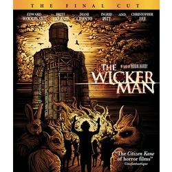 Wicker Man Blu-ray Cover