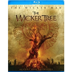 Wicker Tree Blu-ray Cover