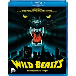 Wild Beasts Blu-ray Cover