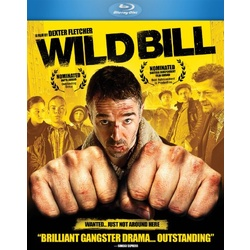 Wild Bill Blu-ray Cover