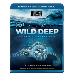 Wild Deep Blu-ray Cover
