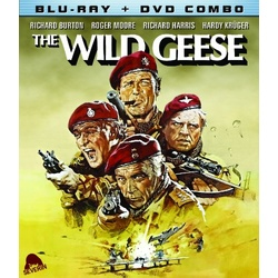 Wild Geese Blu-ray Cover