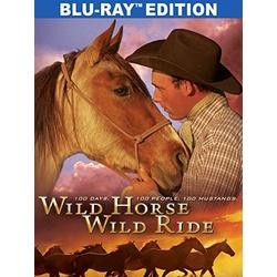 Wild Horse, Wild Ride Blu-ray Cover