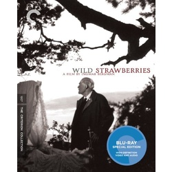 Wild Strawberries Blu-ray Cover