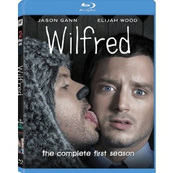 Wilfred: The Complete First Season Blu-ray Cover