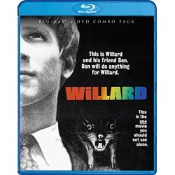 Willard Blu-ray Cover