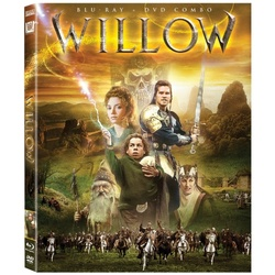 Willow Blu-ray Cover