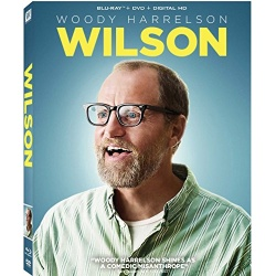 Wilson Blu-ray Cover