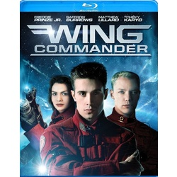 Wing Commander Blu-ray Cover