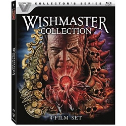 Wishmaster Collection Blu-ray Cover