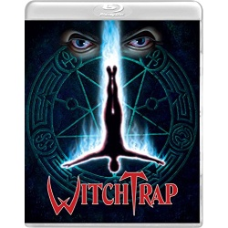 Witchtrap Blu-ray Cover