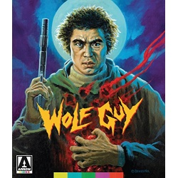 Wolf Guy Blu-ray Cover