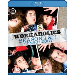 Workaholics: Season 1 & 2 Blu-ray Cover