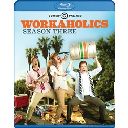 Workaholics: Season 3 Blu-ray Cover