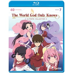 World God Only Knows Blu-ray Cover