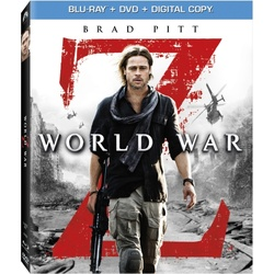 World War Z Blu-ray Cover