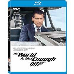 World is Not Enough Blu-ray Cover