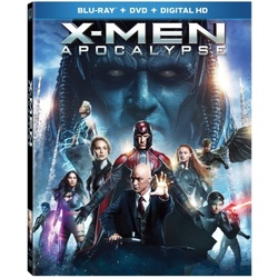 X-Men Apocalypse Blu-ray