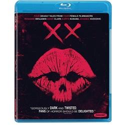 XX Blu-ray Cover