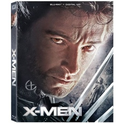 X-Men Blu-ray Cover