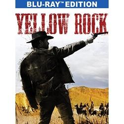 Yellow Rock Blu-ray Cover