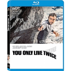 You Only Live Twice Blu-ray Cover