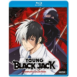 Young Black Jack Blu-ray Cover