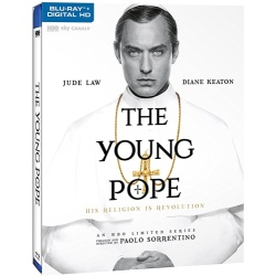 Young Pope Blu-ray Cover
