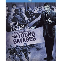 Young Savages Blu-ray Cover