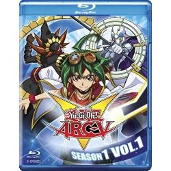 Yu-Gi-Oh! Arc V: Season 1 - Vol. 1 Blu-ray Cover