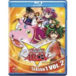 Yu-Gi-Oh! Arc V: Season 1 - Vol. 2 Blu-ray Cover