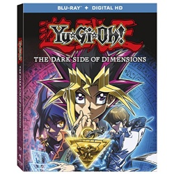 Yu-Gi-Oh!: The Dark Side of Dimensions Blu-ray Cover