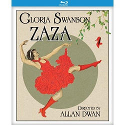 ZaZa Blu-ray Cover