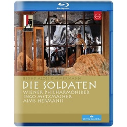 Zimmermann: Die Soldaten Blu-ray Cover