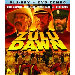 Zulu Dawn Blu-ray Cover