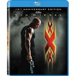 xXx Blu-ray Cover