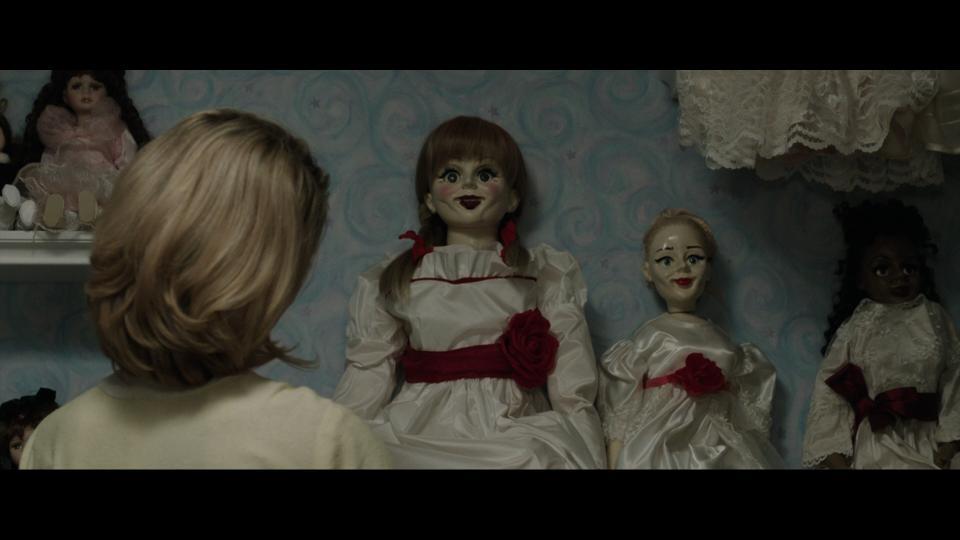 Annabelle (2014) - English subtitles - SLO-podnapisinet