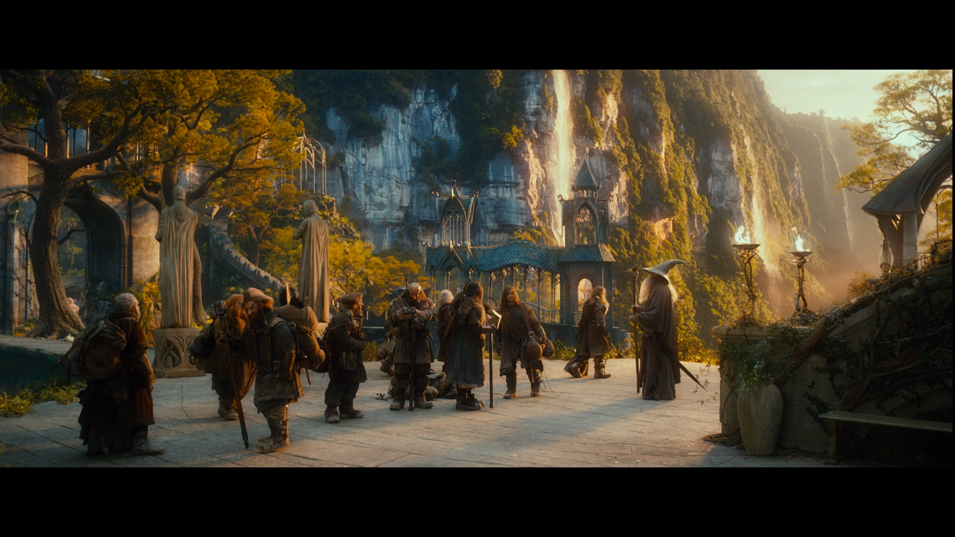 Tauriel is a fictional character from Peter Jacksons feature film adaptation of JRR Tolkiens The Hobbit The character does not appear in the original book but